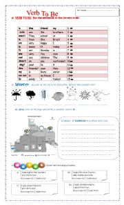 Revision ToBe, Weather, Numbers