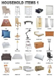 Household Items 1