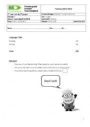 English Worksheet: Language task : Halloween- urban legends
