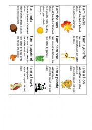 Food Chain Cards 01