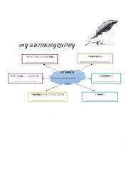English Worksheet: Autobiography