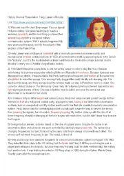 Hedy Lamarr, Inventor of WiFi