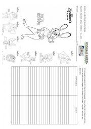 english worksheets the animals worksheets page 481. Black Bedroom Furniture Sets. Home Design Ideas