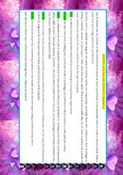 English Worksheet: WRITING : Help the needy children by volunteering  ( full term test N 2 for 9th)
