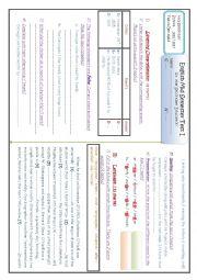 Test ( Listening Comprehension & Language