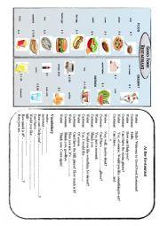 Good Food  Restaurant 2 DIALOGUE