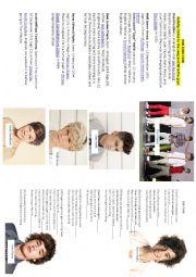 English worksheet: Son