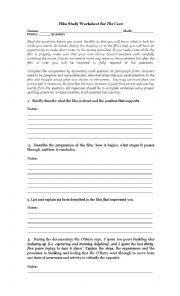 english worksheets the cove study guide. Black Bedroom Furniture Sets. Home Design Ideas