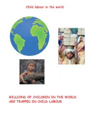 CHILD LABOUR IN THE WORLD - COMPREHENSION - PART 1