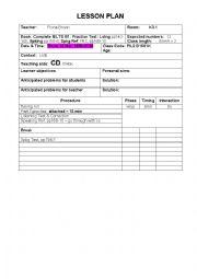 English Worksheet: Speaking activity (IELTS Pt 3)
