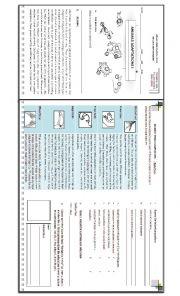english worksheets animals adaptations. Black Bedroom Furniture Sets. Home Design Ideas