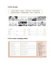 English Worksheet: nuriye