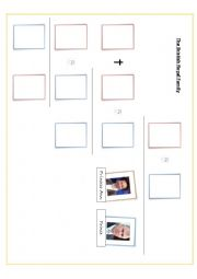 English Worksheet: The British Royal Family (Part 2)