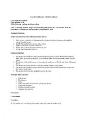 English Worksheet: Unreal Conditionals: Third Conditional