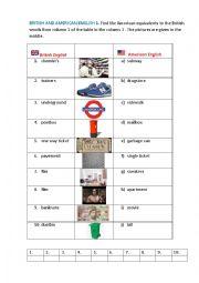 British and American English 1