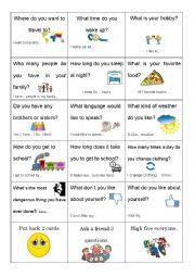 English Exercises: Random questions