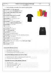 Module 4 Lesson 5 Shopping in Edinburgh (third hour)