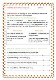 Review Module 2 Education 9th form (Part 2)