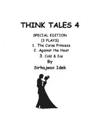 English Worksheet: Think Tales Volume 4 (A collection of drama scripts/plays)