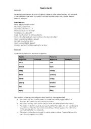 english worksheets the food worksheets page 630. Black Bedroom Furniture Sets. Home Design Ideas