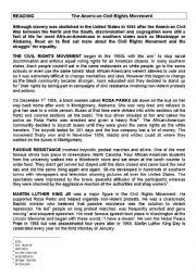 english worksheets rosa parks worksheets page 3. Black Bedroom Furniture Sets. Home Design Ideas
