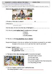 A year in the life of jamie oliver 3 pages esl worksheet by cheers english worksheet jamie olivers food revolution ibookread Download