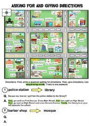 english worksheets places worksheets page 33. Black Bedroom Furniture Sets. Home Design Ideas