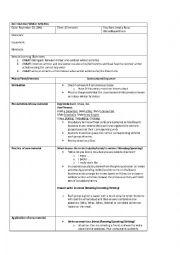 English Worksheet: Outdoor Winter Activities