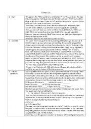 English Worksheet: 100 Games for ESL Teachers