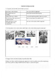 English Worksheet: sydney opera house