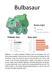 Pokémon Database (1 of 8)