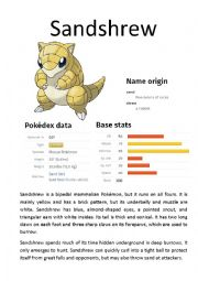 Pokémon Database (2 of 8)