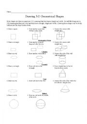 Drawing 3D Solids