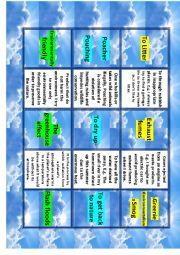 English Worksheet: ENVIRONMENT Vocabulary for IELTS Advanced- C1 Miniflashcards 6/14