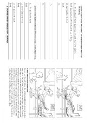 English Worksheet: Cambridge Movers Speaking exam practice activities