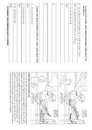 English Worksheet: Cambridge Movers Speaking exam practice activities