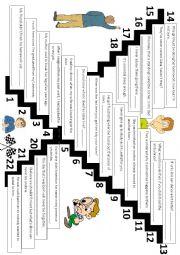 English worksheet: CORRECTIONS