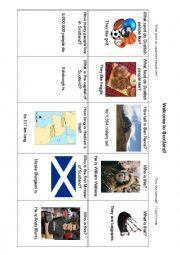 Quiz about Scotland 2017