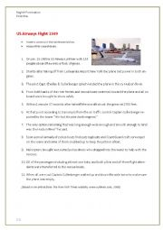 English Worksheet: The English comma (excercise)