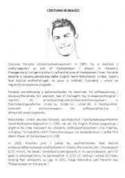 Cristiano Ronaldo (Biography) - Listening