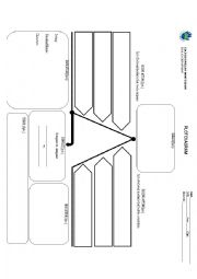 English Worksheet: Plot Diagram Movie