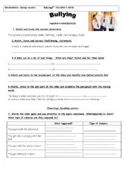 English Worksheet: 9th module 2 lesson 4 /group session :Video