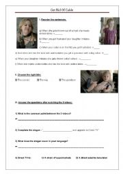 English Worksheet: Video Activity: 3 hilarious video commercials Part 3/3 with links, scripts and answer keys