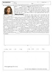 Whitney Houston Biography Simple Past