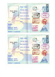 Passport icebreaker