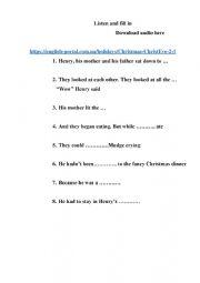 Christmas Eve. part 2