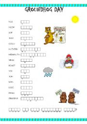 Groundhog Day double puzzle
