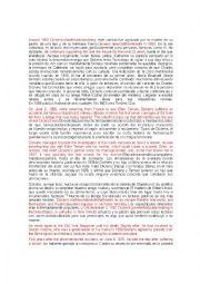 English Worksheet: dickens