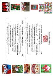 Christmas alphabet (song)