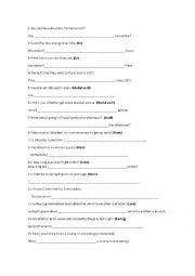 English Worksheet: Paraphrasing for Intermediate